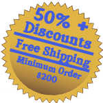 Over 50% Discount - Free Shipping